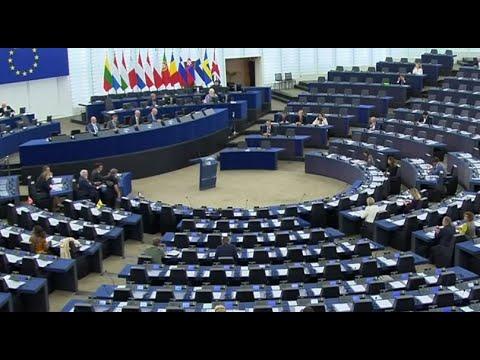 Debatte im EU-Parlament zum kommenden EU-Gipfel