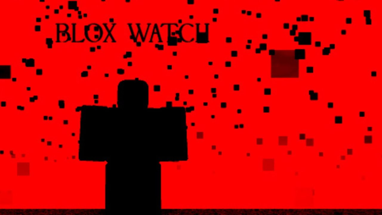 Roblox Script Showcase Bloxwatch Hacker Youtube