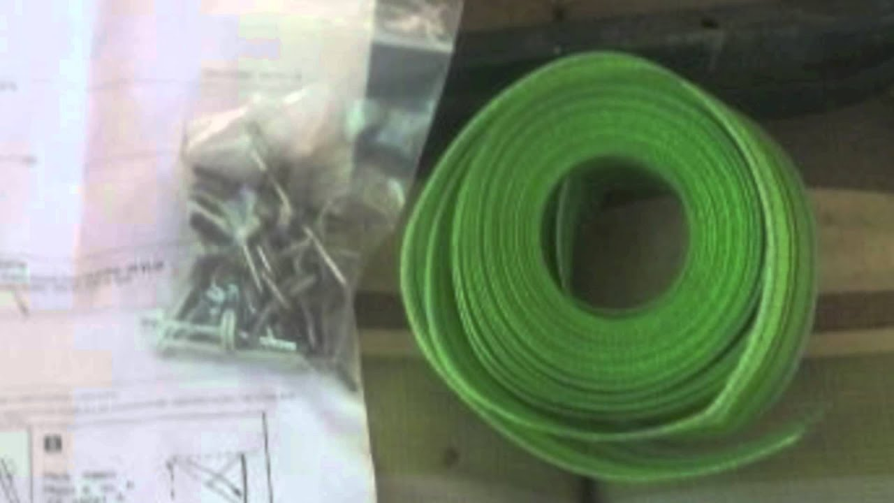Lawn Chair Webbing Replacement Nylon Material Repair Kits For Plastic U0026  Aluminum Folding Chairs   YouTube
