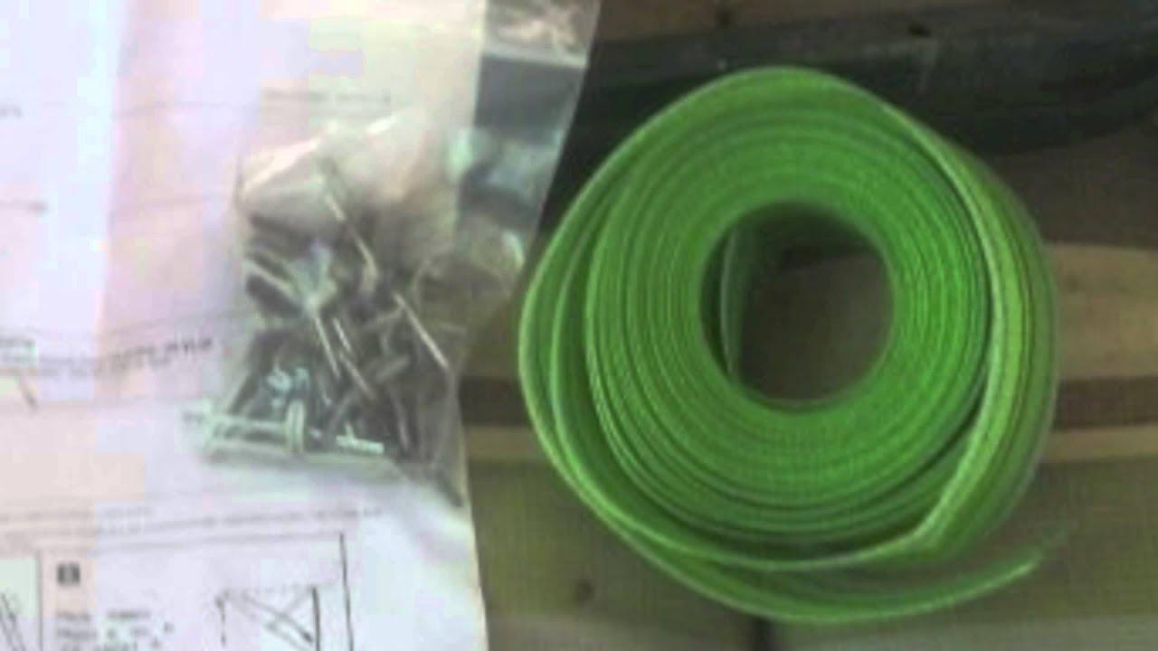 Lawn Chair Webbing Replacement Nylon Material Repair Kits