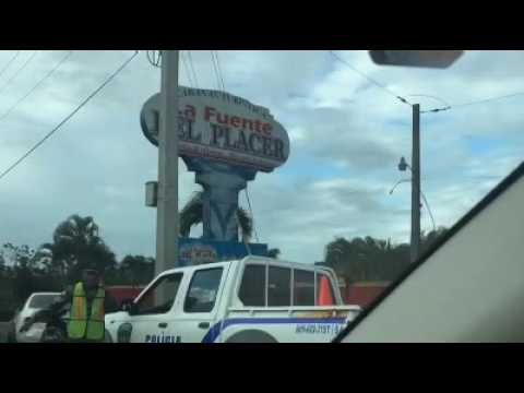 VIDEO momento que Matan a John Emilio Percival Matos y Bryan Peter Flix Paulino