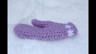 Handschuhe Einfach Häkeln