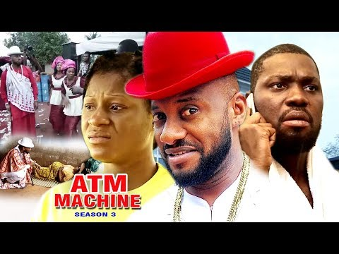 ATM Machine Season 3 - Yul Edochie 2017 Latest Nigerian Nollywood Movie Full HD 1080p
