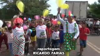 """PEDREIRAS: Projeto """"Formiguinha Solidária"""" leva alegria para crianças das comunidades rurais."""