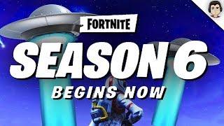Fortnite temporada 6 TRAILER! -Fortnite Battle Royale temporada 6 fan made trailer vazou #SoarRC