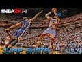 NBA 2K14 Tutorials & Tips - Shooting Tutorial - Episode 1 (XBOX 360/PS3/PC/XBOX ONE/PS4)