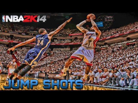 NBA 2K14 Tutorials & Tips - Shooting Tutorial - Episode 1 (XBOX 360/PS3/PC/XBOX ONE/PS4)