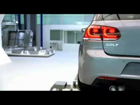 Spot Volkswagen Golf Sport Edition 2011 360p
