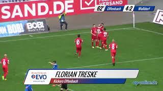 OFC gegen FC-Astoria Walldorf: Höhepunkte zum Spiel