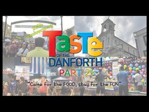 Taste of the Danforth 2018 | Day 2