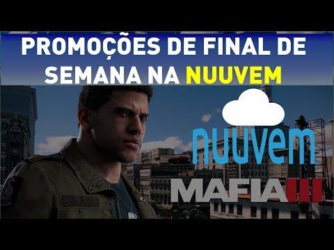 MELHORES JOGOS PROMOÇÃO 3º FINAL DE SEMANA DE MARÇO NA NUUVEM - 2019 |