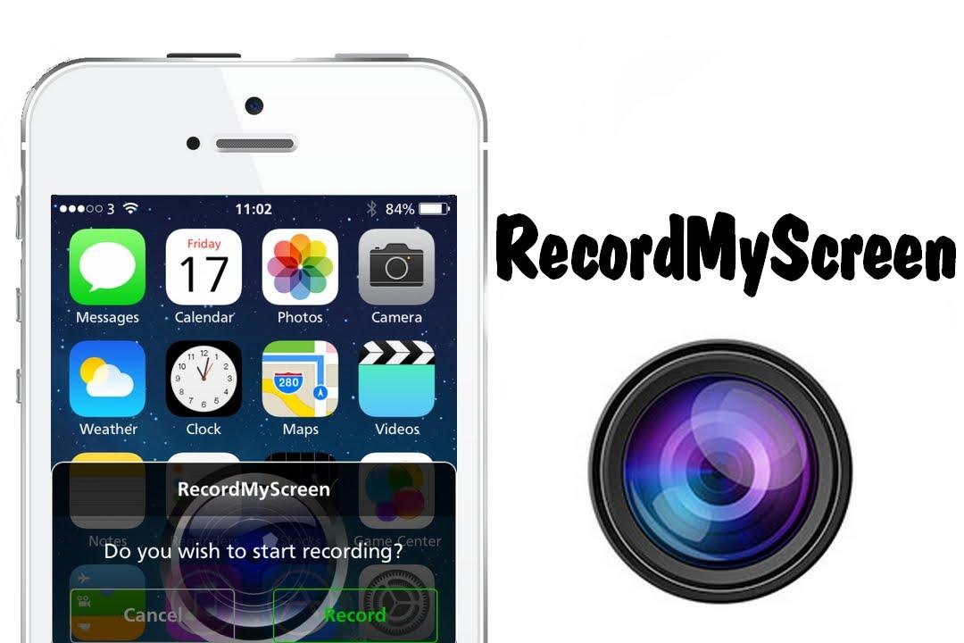 Application Filmer Ecran Iphone