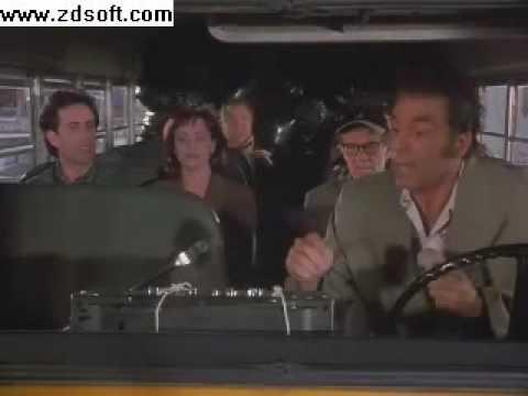 Seinfeld - J. Peterman reality bus tour