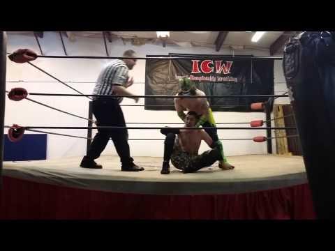 5/25 Smiley vs Anthony Silva