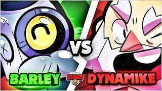 Barley vs Dynamike | 😬 ¿Quién ganará?  😬 | 1 contra 1