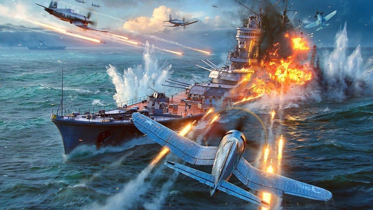 World of Warships Скила нет, но вы держитесь ч.2