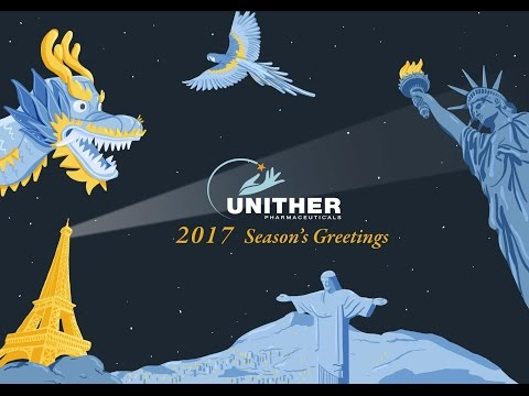 2017 Unither Pharmaceuticals Season's Greetings