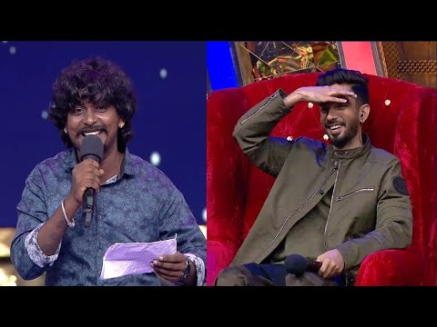 Gana Sudhakar best performance in front of Aniruth Super singer season 08