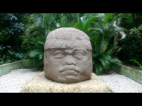Reise in die Olmekenhochkultur/Viaje a la alta cultura olmeca I - Pascal K'in Greub