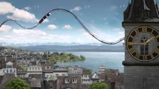 Frühlingsspot der SBB: Erlebnisland Schweiz