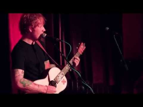 Ed Sheeran - Lego House  at the Ruby Sessions
