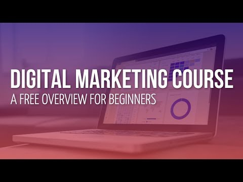 Digital Marketing Course in Google Free Online Syllabus Demo