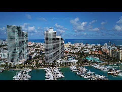 Murano Grande Penthouse 3 At Portofino Miami Beach, FL -- Lifestyle Production Group