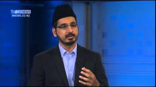 3NEWS NZ: Ahmadiyya Missionary: Islamic State 'wrong' to call themselves Muslims