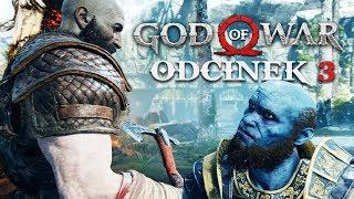 Zagrajmy w GOD OF WAR #3 - POZNAJCIE BROCKA! - Polski gameplay (dubbing)