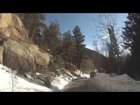 Cheyenne Mountain Drive