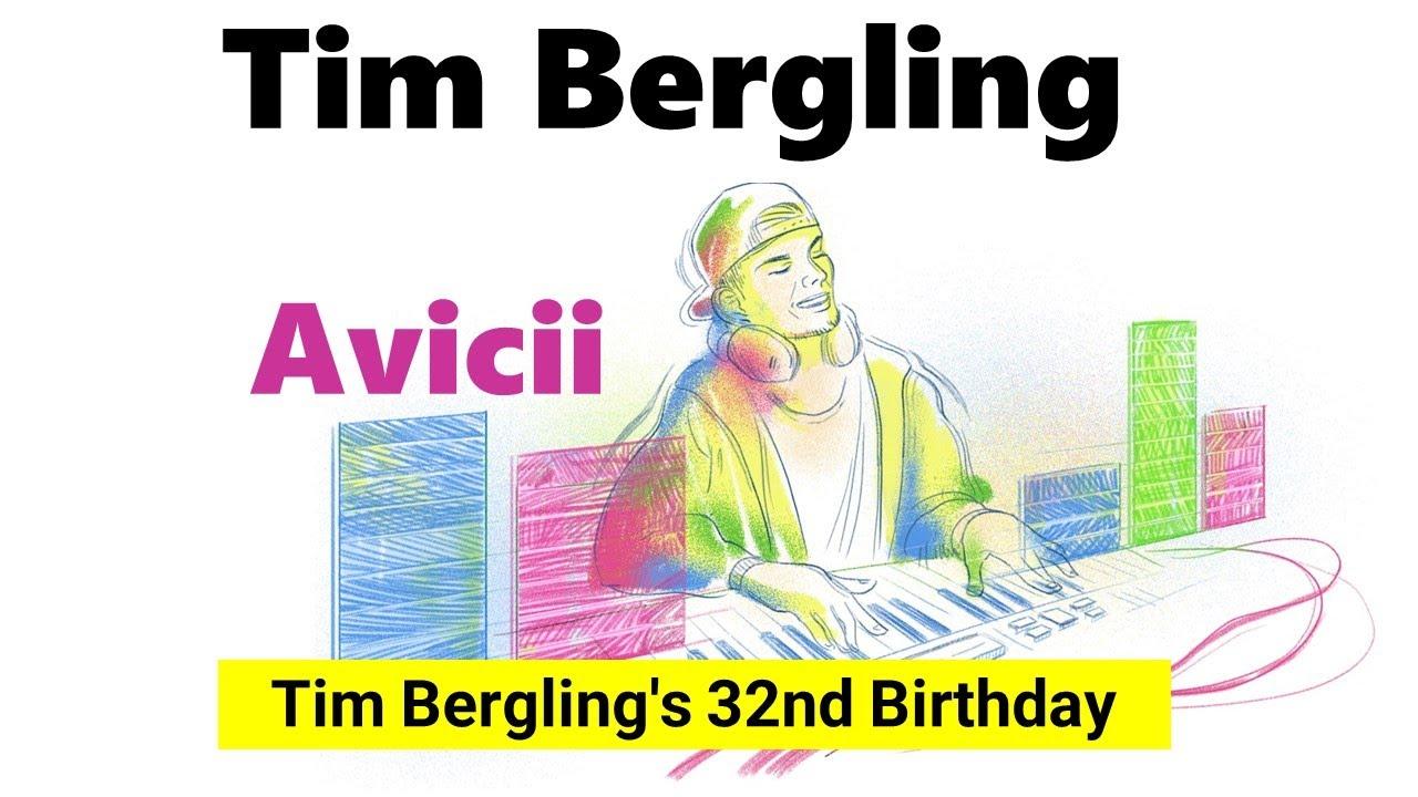 Google Doodle honors EDM artist Tim Bergling, aka Avicii [Video]