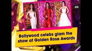 Bollywood celebs glam the show at Golden Rose Awards