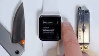 Unbelievably Useful Apple Watch Tips #2