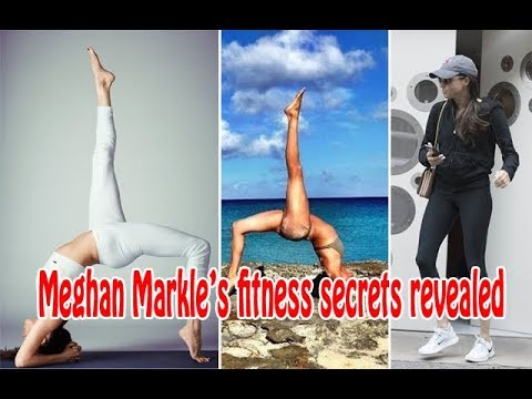 Meghan Markle fitness secrets revealed - from six-mile runs, to candlelit yoga and hempseed stew