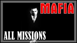 Mafia - All Missions | Full Game HD