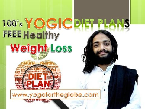 Yogic Diet Plans with Recipes & Guidelines By Yogi Nitya