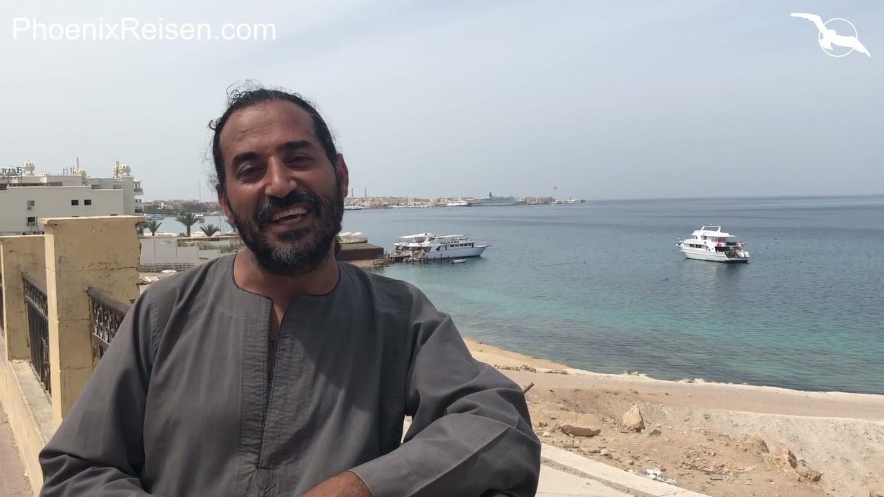 Reiseleiter Hassan verbringt die Zeit in seiner Heimat und stellt Ihnen seine neue Leidenschaft vor!