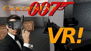 [HTC Vive] Pavlov VR - GoldenEye in VR!
