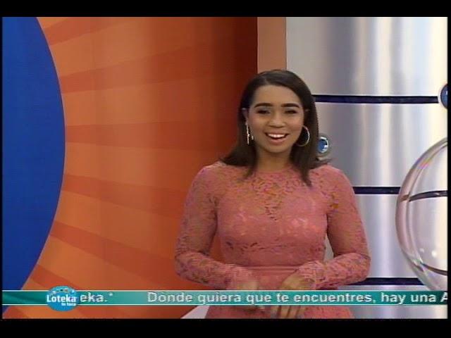 Loteka Lotería Electrónica Sorteo 7:00 PM 13-03-2020