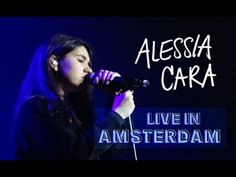 Alessia Cara  Know It All Tour Full Show  in Amsterdam, March 21st