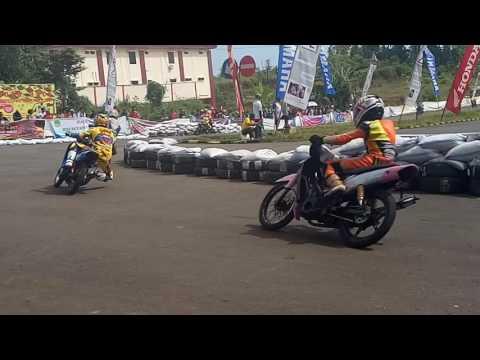 Latihan road race malili 2017