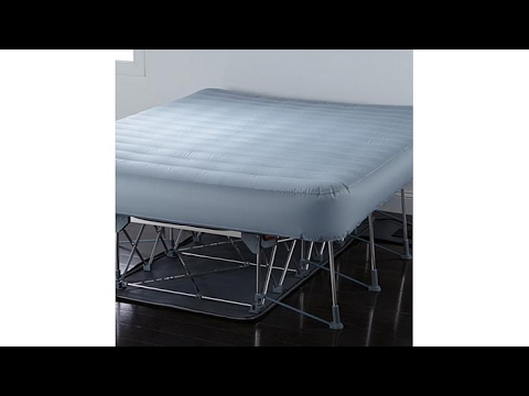 Concierge Collection Lightweight Inflatable EZ Bed Twin   YouTube