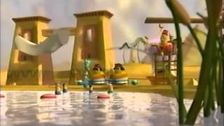 Closing to VeggieTales: Minnesota Cuke and the Search for Samson