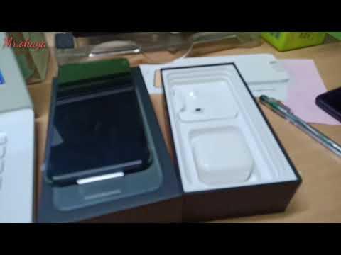 Unboxing Iphone 11 Pro Max 512gb Indonesia