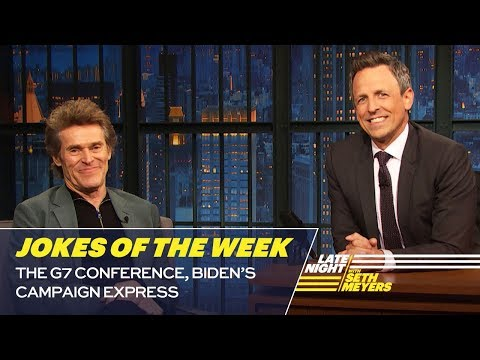 Seth's Favorite Jokes of the Week: The G7 Conference, Biden's Campaign Expenses