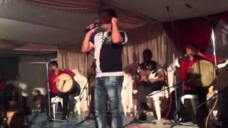 Hamouda Lasmar live rbou5 fi bouhsîna sahriet Sahbi zizza avec troupe Mouzika w forja