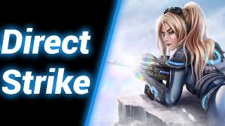 Нечестная Битва [Direct Strike] ● StarCraft 2
