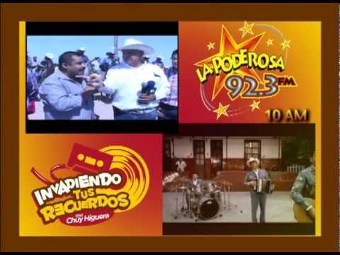 INVADIENDO TUS RECUERDOS EN RADIO 92.3 FM MEXICALI