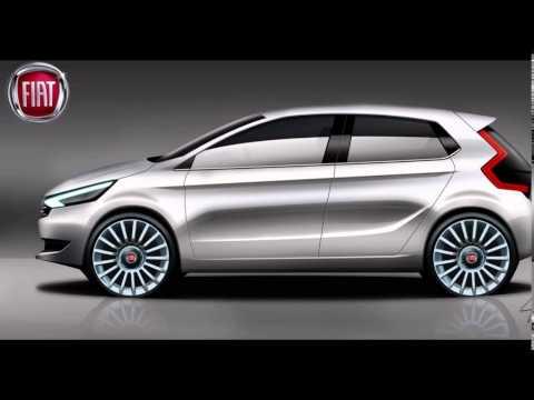 New Fiat Freemont 2018 >> Fiat Punto 2017 - YouTube