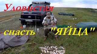 "Рыбалка на  ""ЯЙЦА"".Ловля карася,подлещика и чебака.Рыбалка в Казахстане."